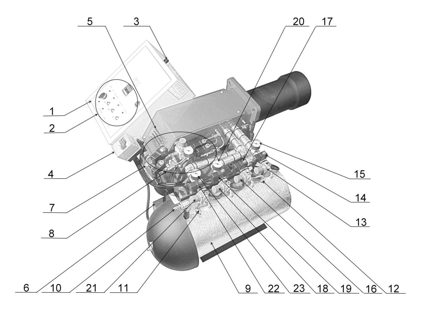 Олимпия AL-120V устройство